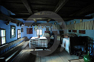 Rural Interior Stock Photo - Image: 14339240