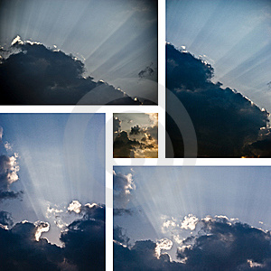 Clouds And Sky Royalty Free Stock Photography - Image: 14340847