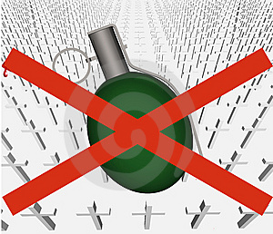 Terrorism - NOT! Stock Image - Image: 14341421