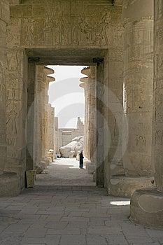 Large Pillars Royalty Free Stock Images - Image: 14341579