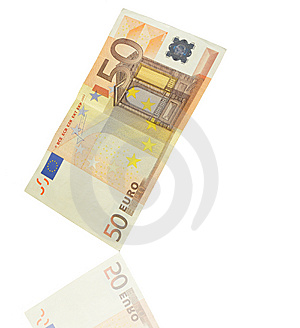 Fifty Euro Royalty Free Stock Images - Image: 14347029