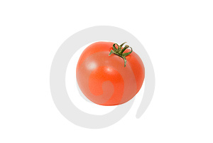 Red Tomato Royalty Free Stock Photography - Image: 14351767