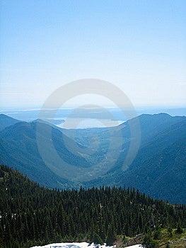 Hood Canal - Washington Stock Photo - Image: 14356770
