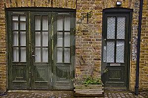British Entrance Stock Photography - Image: 14357602