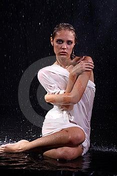 Sexy Woman Royalty Free Stock Photos - Image: 14358558