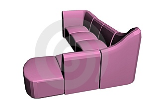 Sofa Royalty Free Stock Image - Image: 14359516