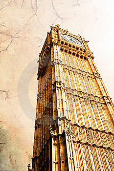 The Big Ben Stock Images - Image: 14360784