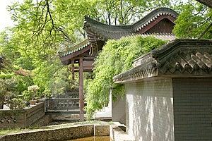 Het Landschap Van Het Park Royalty-vrije Stock Afbeeldingen - Afbeelding: 14361009