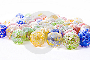 Bolas de cristal decorativas imagen de archivo imagen for Bolas de cristal decorativas