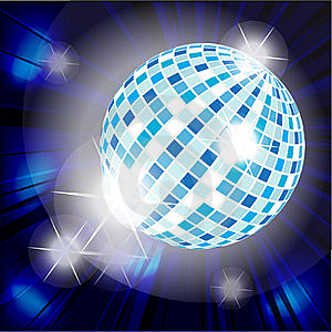 Disco Ball Royalty Free Stock Image - Image: 14367736
