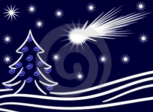 Christmas Greeting Card Stock Photos - Image: 14370243