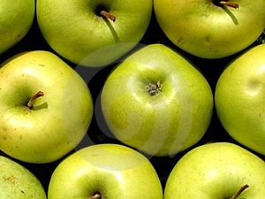 Apple Texture Background Royalty Free Stock Images - Image: 14370259