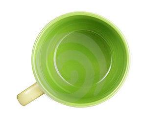 Green Tea Cup Royalty Free Stock Photos - Image: 14370568