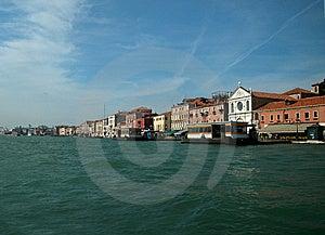 Venice Waterway Stock Photography - Image: 14372362
