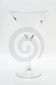 The Martini Glasses Royalty Free Stock Photography - Image: 14377077