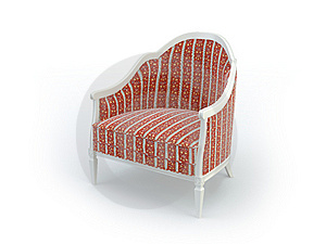 Classic Chair Stock Image - Image: 14379701