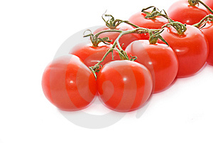Red Tomatoes Royalty Free Stock Image - Image: 14379966