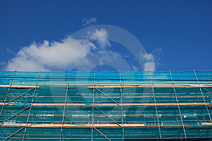 Scaffold Stock Images - Image: 14381054