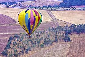 Hot Air Balloon Stock Image - Image: 14382851