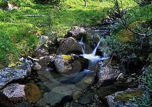 Mountain Stream Royalty Free Stock Photos - Image: 14386838