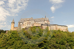 Ancient Castle Stock Photography - Image: 14387652