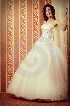 Brides Morning Royalty Free Stock Photography - Image: 14390847