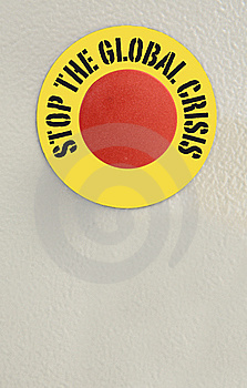 Emergency Button Royalty Free Stock Photo - Image: 14391935