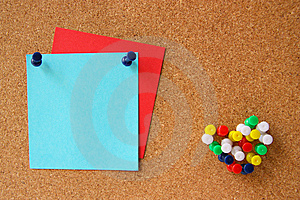Corkboard Royalty Free Stock Photography - Image: 14392687