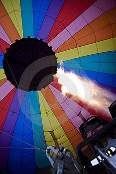 Hot Air Balloon Stock Image - Image: 14394581