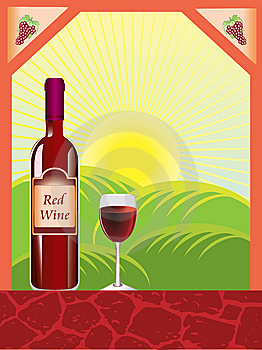 Red Wine Royalty Free Stock Photo - Image: 14394585