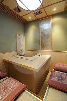 Japanese Restaurant Royalty Free Stock Images - Image: 14395809