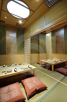 Japanese Restaurant Royalty Free Stock Image - Image: 14395876