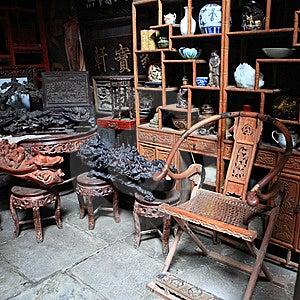 Chinese Handiwork Royalty Free Stock Photography - Image: 14397027