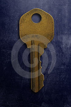 Old Key Stock Images