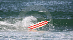 Surf Board Royalty Free Stock Photo - Image: 1443865