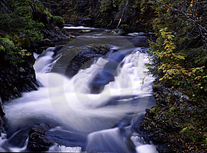 Beautiful Mountain Stream Royalty Free Stock Photography - Image: 14400147