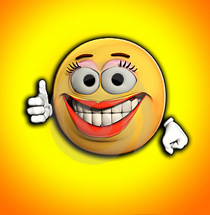 You Got The Thumbs Up Royalty Free Stock Photos - Image: 14401958