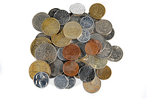 Currency Change Royalty Free Stock Image - Image: 14402986