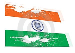 Flag Of India Stock Image - Image: 14403861