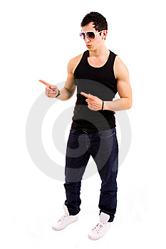 Man Full Body Stock Photography - Image: 14408032