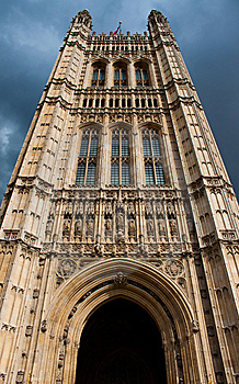Victoria Tower Stock Images - Image: 14408954