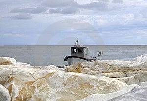 Fishing Boat Stock Image - Image: 14411381
