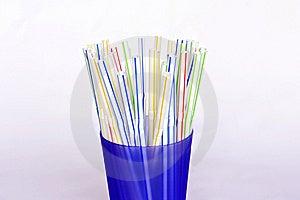 Drinking Straws Stock Images - Image: 14412854