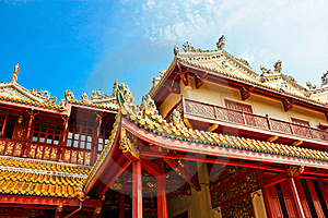 Chinese Ritual Building Royalty Free Stock Photos - Image: 14427168