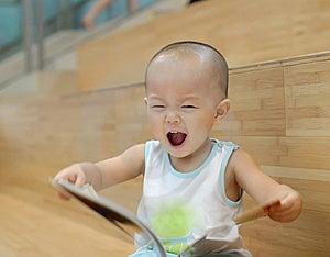 Happy Baby Stock Photography - Image: 14428732