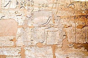 Hieroglyph Background Stock Image - Image: 14429151