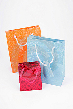 Packages For Gifts Royalty Free Stock Photo - Image: 14435215