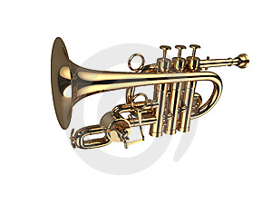 Wind Instrument Stock Images - Image: 14435354