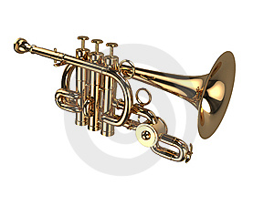 Wind Instrument Stock Photography - Image: 14435372