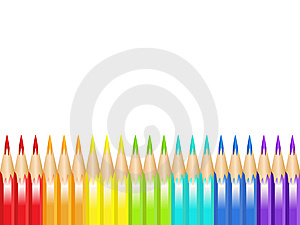Color Pencils Royalty Free Stock Image - Image: 14437396